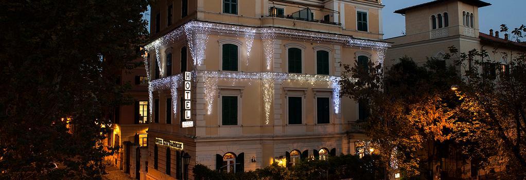호텔 파르네제 - 로마 - 건물