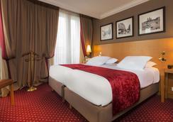 호텔 로열 세인트 미셀 - 파리 - 침실