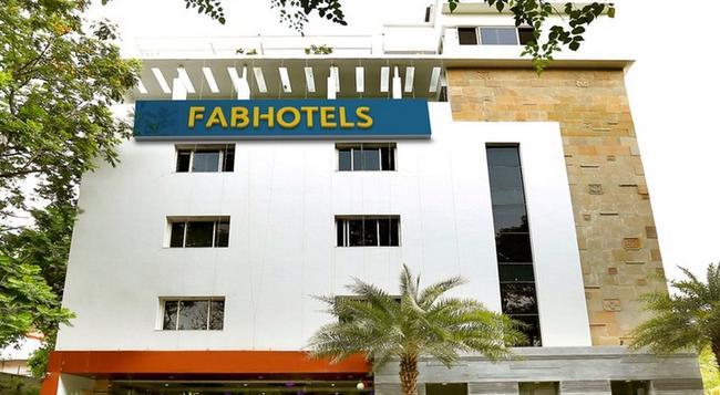 Fabhotel Tanisha Jubilee Hills - 하이데라바드 - 건물