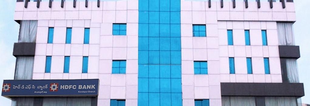 Fabhotel Majestica Inn Hitech City - 하이데라바드 - 건물