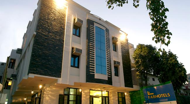 Fabhotel Epic C Scheme - 자이푸르 - 건물