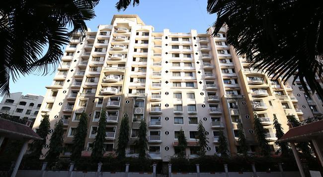 Fabhotel Ashok Apartments Marol - 뭄바이 - 건물