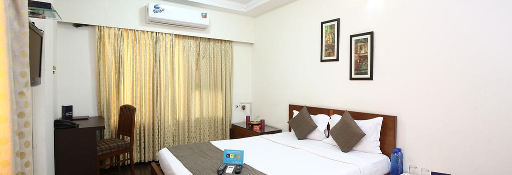 패브호텔 뭄바이 에어포트 아파트먼트 - 뭄바이 - 침실