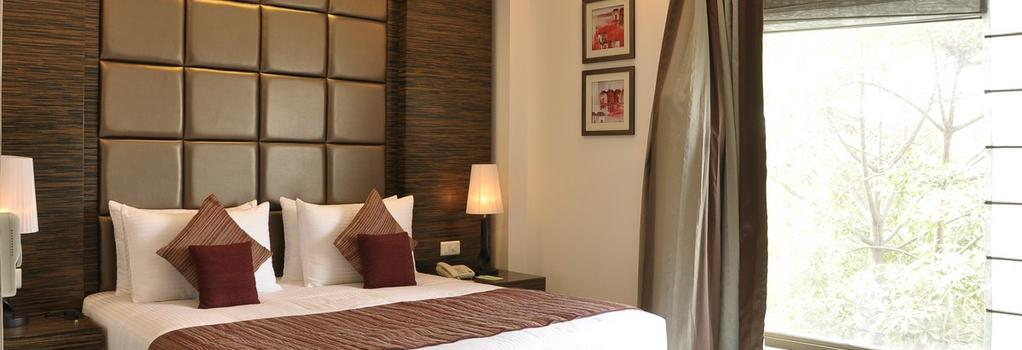 FabHotel Twin Tree Naraina - 뉴델리 - 침실