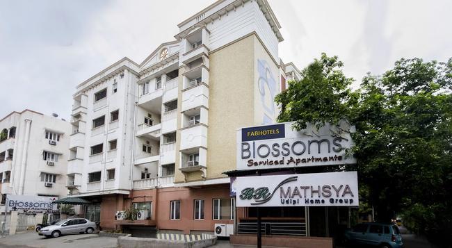 블러섬 서비스 아파트 - 첸나이 - 건물