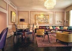 벨몬드 그랜드 호텔 유럽 - 상트페테르부르크 - 침실