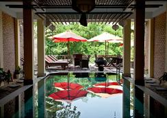 티엔 탄 그린 뷰 부티크 호텔 - 호이안 - 수영장