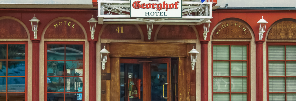Georghof Hotel Berlin - 베를린 - 건물