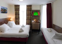 Hotel Park Plantage - 암스테르담 - 침실