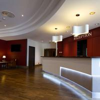슈타이겐버거 호텔 도르트문트 Steigenberger Hotel Dortmund, Germany - ReceptionLobby