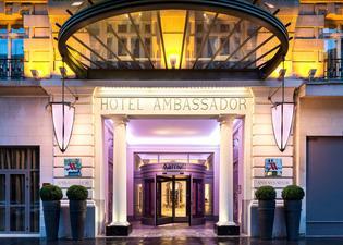 메리어트 파리 오페라 앰배서더 호텔