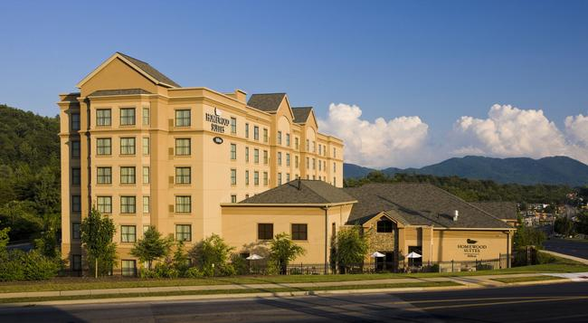 Homewood Suites by Hilton Asheville-Tunnel Road - 애슈빌 - 건물