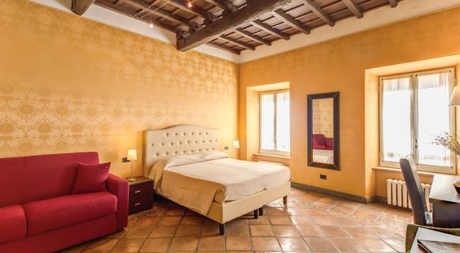 호텔 아폴로 - 로마 - 침실