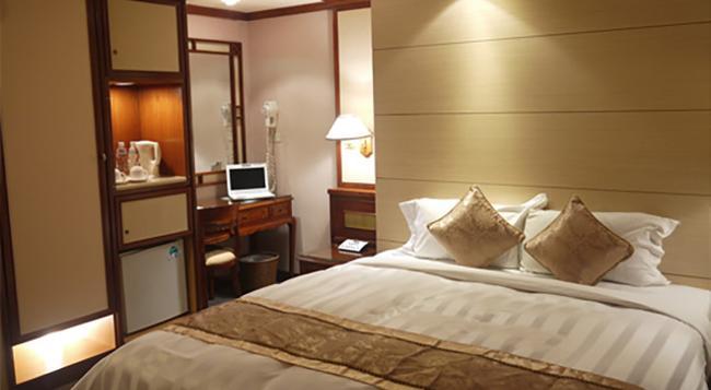 실켄 호텔 - 타이베이 - 침실