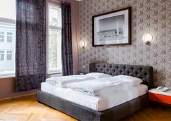 호텔 레지덴즈 베가스윈켈 - 베를린 - 침실