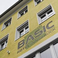 베이직 호텔 인스부르크 Hotel Front