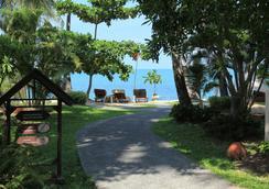 페어 하우스 빌라 앤 스파 사무이 - 코사무이 - 해변