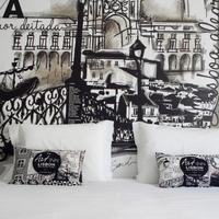 The Art Inn Lisbon Guestroom
