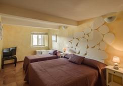 로마 킹 스위트 - 로마 - 침실