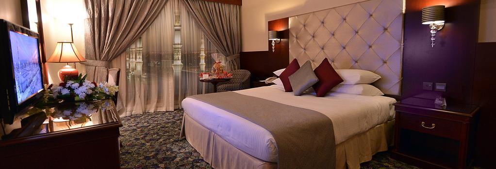 다르 알 타크와 호텔 - 메디나 - 침실