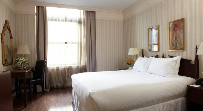아발론 호텔 - 뉴욕 - 침실