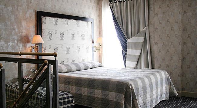 빌라 루테스 포트 로열 - 파리 - 침실