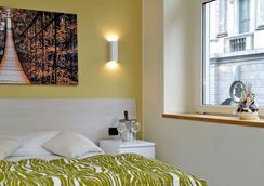 두오모 - 아파트 인조이 팰리스 - 밀라노 - 침실