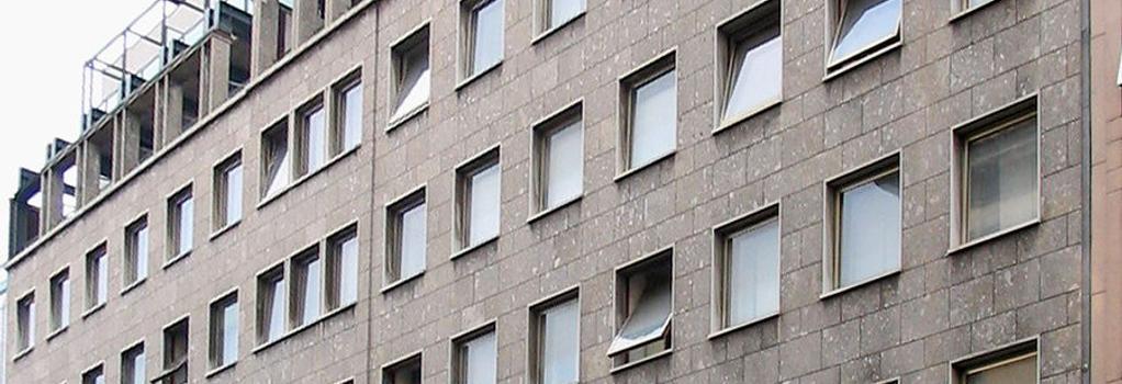 두오모 - 아파트 인조이 팰리스 - 밀라노 - 건물