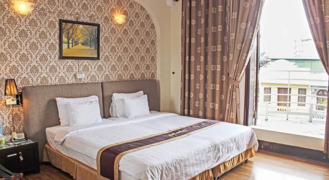A25 호텔 - 기앙 보 - 하노이 - 침실