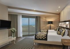 델핀 임페리얼 호텔 안탈리아 - 쿤두 - 침실