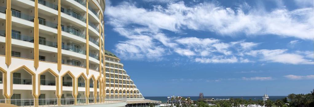 델핀 임페리얼 호텔 안탈리아 - 쿤두 - 건물