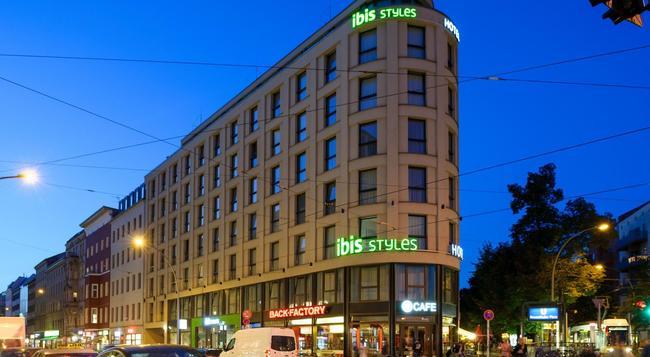 이비스 스타일 호텔 베를린 미테 - 베를린 - 건물