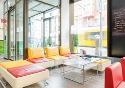 이비스 스타일 호텔 베를린 미테 - 베를린 - 로비