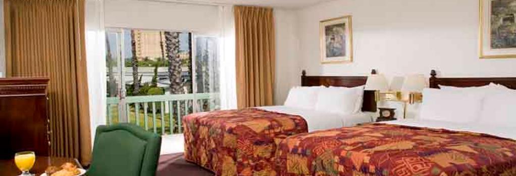 The Anaheim Hotel - 애너하임 - 침실