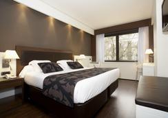 호텔 로얄 람블라스 - 바르셀로나 - 침실