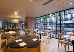 호텔 로얄 람블라스 - 바르셀로나 - 레스토랑