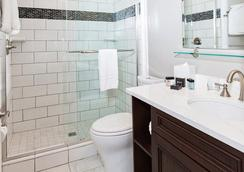 The Vendue - 찰스턴 - 욕실