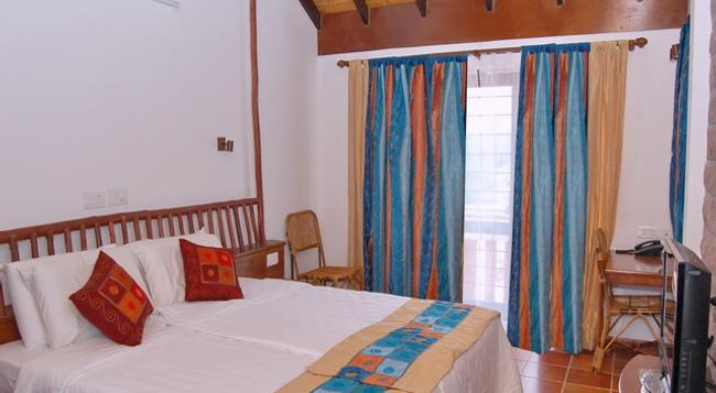 카담바바남 리조트 - Madurai - 침실