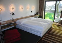 Designhotel Überfluss - 브레멘 - 침실