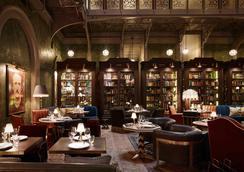 더 비크맨, 어 톰슨 호텔 - 뉴욕 - 라운지