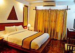 Chanthapanya Hotel - 비엔티안 - 침실