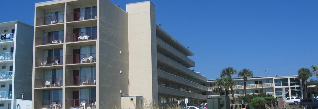 The Oceanfront Viking Motel - 머틀비치 - 건물