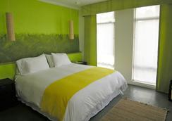 Hotel Fundador - 산티아고 - 침실