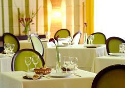 Hotel Fundador - 산티아고 - 레스토랑