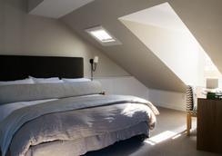 비컨 힐 호텔 - 보스턴 - 침실