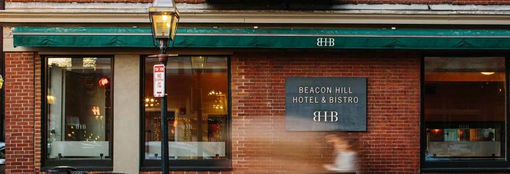 비컨 힐 호텔 - 보스턴 - 건물