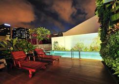 호텔 클로버 5 홍콩 스트리트 - 싱가포르 - 수영장
