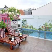 호텔 클로버 5 홍콩 스트리트 Outdoor Pool