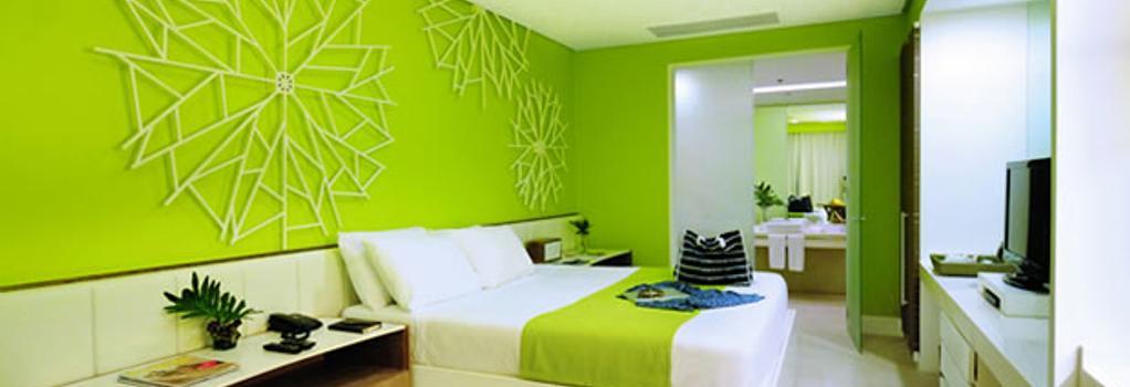Astoria Boracay - 카티클랜 - 침실