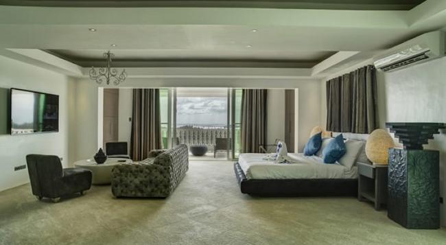 링가나이 보라카이 호텔 리조트 - 카티클랜 - 침실